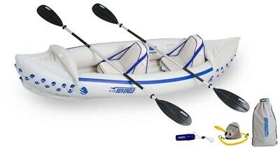 Sea Eagle SE330 2 Person Inflatable Kayak - Pro Package