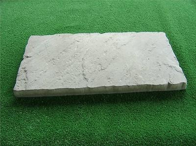 10 x New Yorkstone Paver Moulds 600x300 Plastic Patio Paving Mould Landscaping