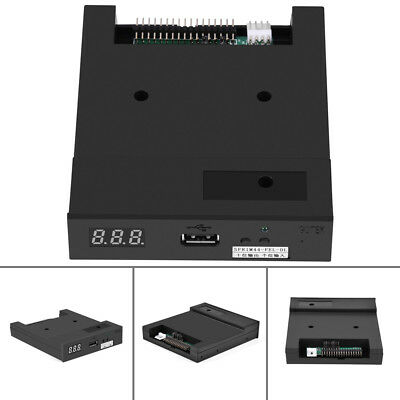 "3.5"" 1.44MB USB Floppy Disk Drive Emulator SFR1M44-FEL-DL Fr Musical Keyboard AF"