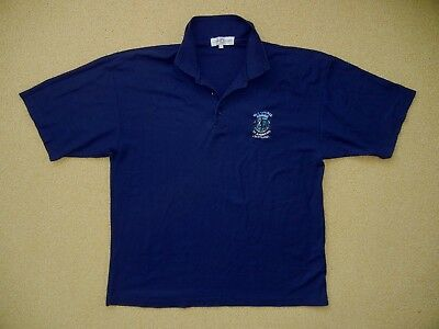 OLD COURSE ST ANDREWS Scotland Polo GOLF SHIRT Collared Size Men LARGE The Open