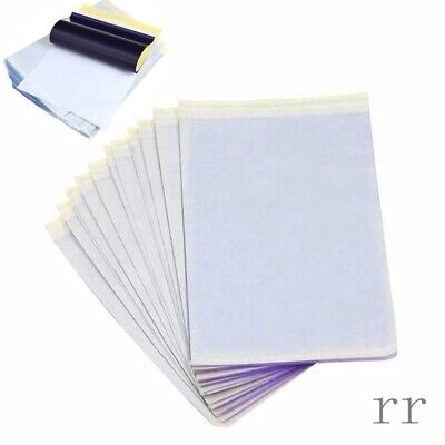 Tattoo Transfer Paper Stencil Carbon Thermal Tracing Hectograph