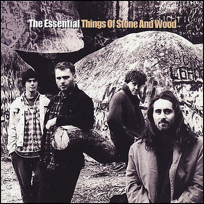 THINGS OF STONE AND WOOD - THE ESSENTIAL CD ~ GREATEST HITS / BEST OF 90's *NEW*