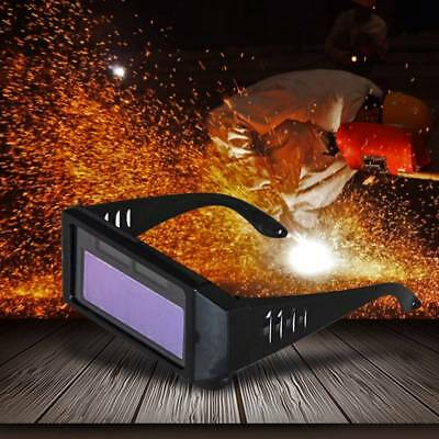 Solar Anti-glare Auto Darkening Welding Mask Helmet Eyes Goggle Welder Glasses