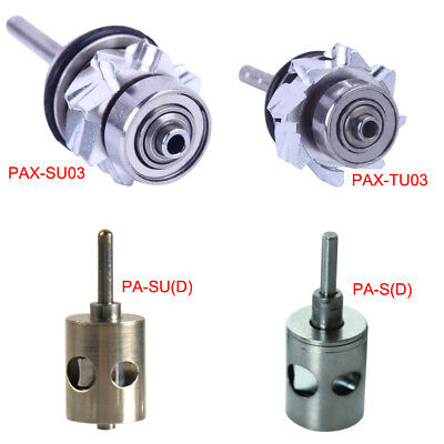 4 Typs Dental Turbines Cartridge for NSK PANA AIR/MAX Push/Wrench Type Handpiece