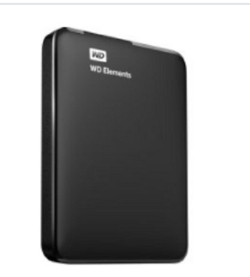 Western Digital 1TB WD Elements USB 3.0 Storage Portable External Hard Drive HDD