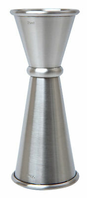 Mezclar Stainless Steel Banded Jigger Thimble 25 / 35 / 50 M Measure