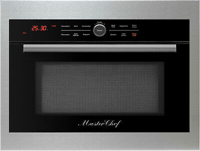 Master Chef, 4 Ovens in 1, Built In High Speed Convection Microwave Oven