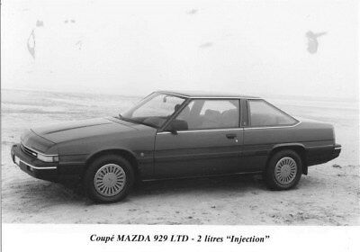 1985 Mazda 929 LTD ORIGINAL Factory Photo oua1208