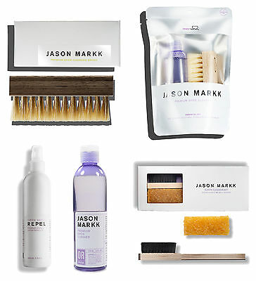 Jason Markk Shoe Cleaning Kit Repel Shoes Care Cleaner Trainers Care