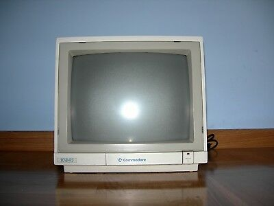 Original Commodore Monitor 1084s-P