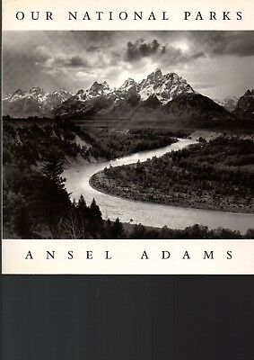 Ansel Adams. Our National Parks