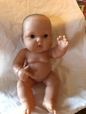 Berenguer Life Like Chubby Baby Doll 15""