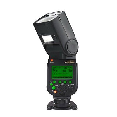 YONGNUO YN968N TTL Master slave & wireless flash speedlite HSS 1/8000s For Nikon