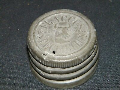 Old Antique Hard To Find Flaccus Brothers Catsup Ketchup Bottle  Cap Or Top