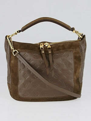 b4292768caf9 Louis Vuitton Ombre Monogram Empreinte Leather Audacieuse PM Bag