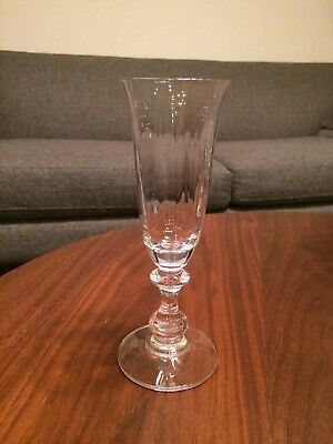 Mikasa crystal Champagne Flutes - French Countryside