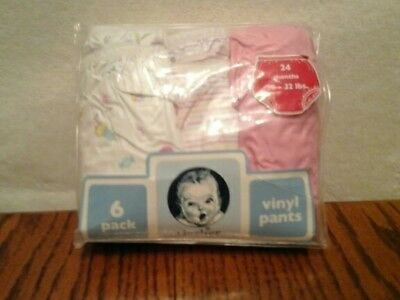Vinyl baby pants by GERBER.