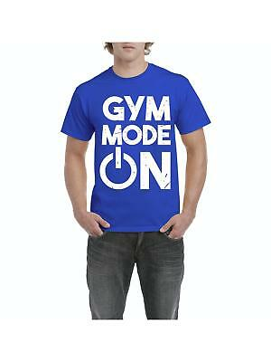 Go Hard or Go Home Support Gym Workout Cardio Fitness Exercise Mens Shirts