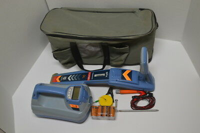 Radiodetection Rd7100 Pdl Tx 5  Pipe Cable Locator 90 Day Warranty