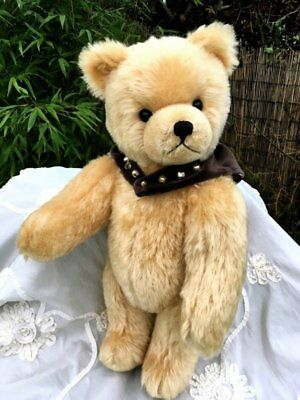Antique/Vintage 20inch schuco teddy bear circa 1950s