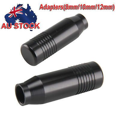 Universal Car SUV Manual/Automatic Gear Shift Shifter Knob Head Black Color 85mm