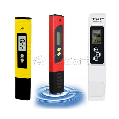 PH Meter/TDS Lab/PH Testpapier Digital LCD Tester For Aquarium Pool Hydroponic