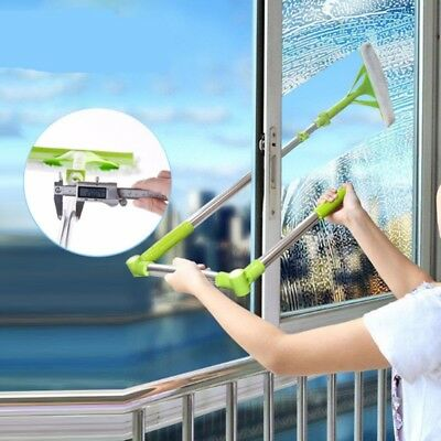 Brush for windows telescopic Sponge rag mop cleaner window home cleaning tools