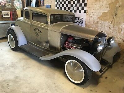 1932 Ford Oldtimer Hot Rod V8 Chevy Flathead Coupe