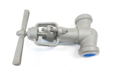 New Hancock 7130W-219 Steel Socket Weld Globe Valve 2In 1690 D592489
