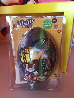 M&M's World Football Set New