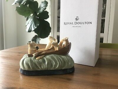 royal doulton figurines Limited Edition Cockneys In Brighton New