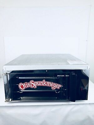 Otis Spunkmeyer OS-1 Commercial Counter-Top Convection Cookie Baking Oven Tested