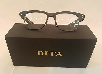 Dita Grand Reserve Two Drx-2061-C-Blk-52 Matte Black Optical Frame