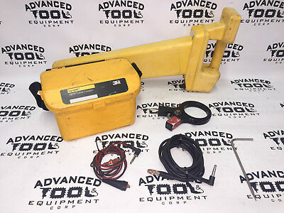 Dynatel 2273 Cable Pipe Fault Locator with Clamp & Cables