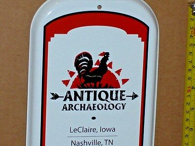 AMERICAN PICKERS -Antique Archaeology-TV SHOW-Mike & Frank-ORIGINAL THERMOMETER