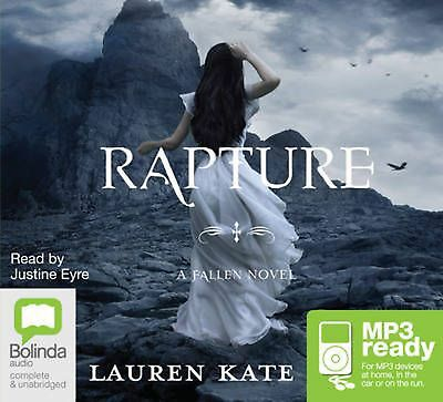 Rapture by Lauren Kate Free Shipping!