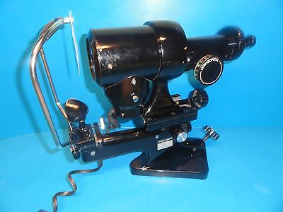 Bausch & Lomb Type 71-21 35 One Paosition Keratometer Manual Ophthalmometer~5557