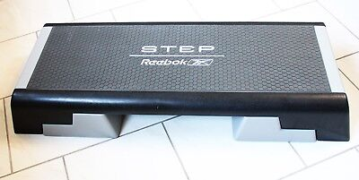 Original Reebok Step - Classic schwarz/grau - Stepper 3 stufig