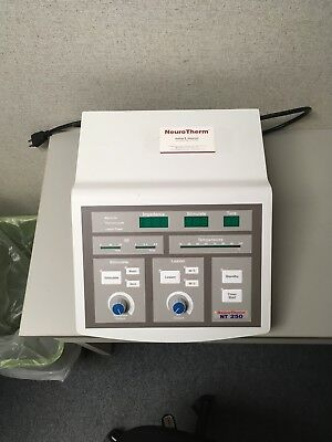 NeuroTherm NT 250 Radiofrequency Generator