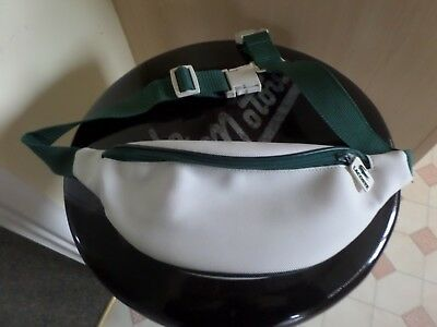 VINTAGE RETRO LACOSTE .N.O.S. Bum Bag / Fanny Pack 80's MINT CONDITION.WAVY.GAY