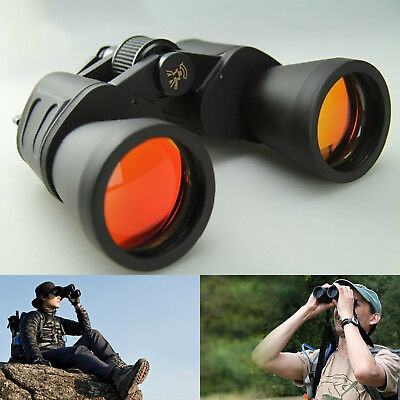10-180X100 Binoculars Portable Outdoor Telescope Day And Night Vision Mega Zoom