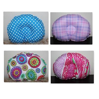 NEW Handmade Infant Prevent Flathead Baby pillow ~~ Choose Your Colors
