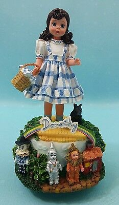 1999 Madame Alexander Dorothy Music Box Wizard Of Oz, New