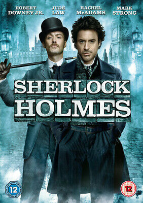 Sherlock Holmes DVD (2010) Robert Downey Jr, Ritchie (DIR) cert 12 Amazing Value