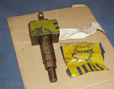 Commer QX & CA Gear Selector Lever (Synchromesh Direct Relay) NOS Rootes Wrapped
