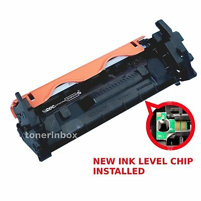 1pk Toner Cartridge  For HP CF217A 17A LaserJet M130a M130fn M130fw M130nw +Chip