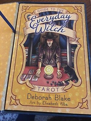 everyday witches tarot