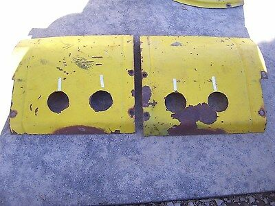 VG4D Wisconsin block head covers shields VG4D Engine