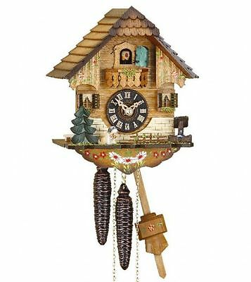 Trenkle 1502 Cuckoo Clock.. New! (Authentic German/black Forest)
