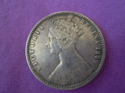 1849 GREAT BRITAIN Victoria   Florin, Two Shillings
